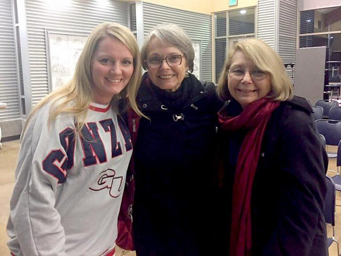 Erin Campbell Freeman shooting mom and Carolyn Mears Columbine mom