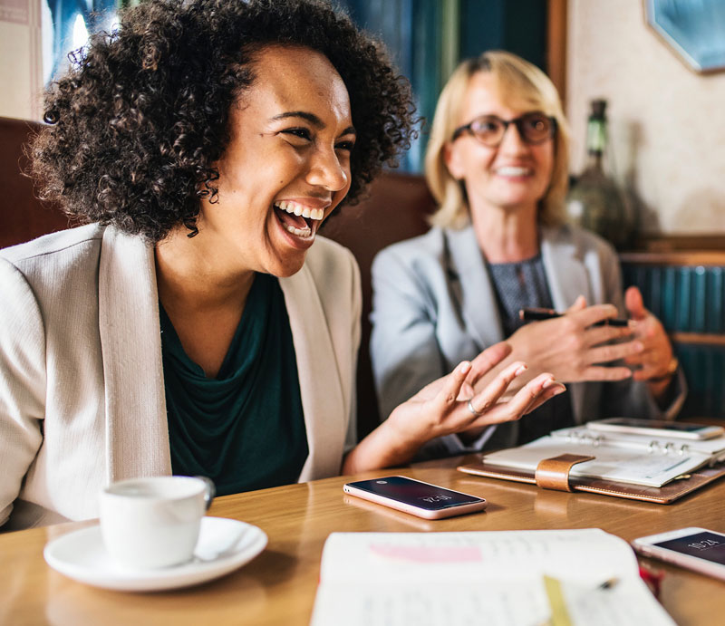 When addressing conflict resolution at work practice empathy