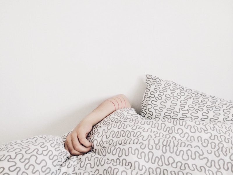 Sleep issues are common following a traumatic event