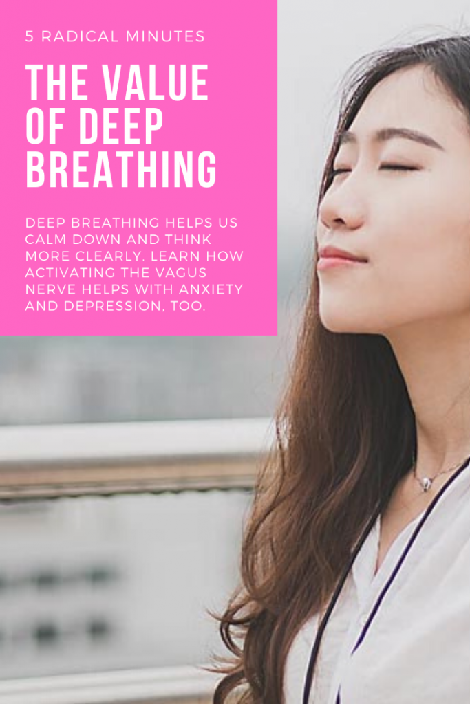 The Value of Deep Breathing Daily